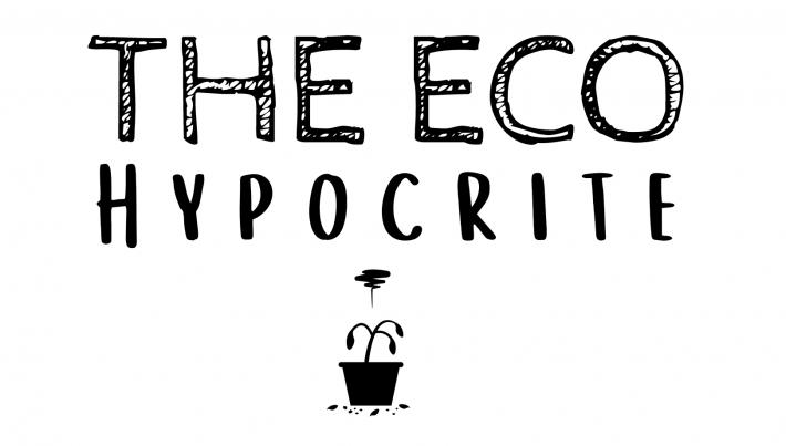 The Eco Hypocrite
